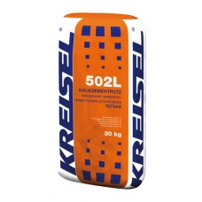 Механизированная штукатурка KALKZEMENT-MASCHINENPUTZ 502 L Kreisel